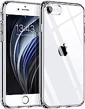Syncwire Coque Compatible avec iPhone 8/7/SE 2020 -Transparente Housse de Protection en Silicone Rigide Anti Choc Étuis - Transparent - 4.7 pouces