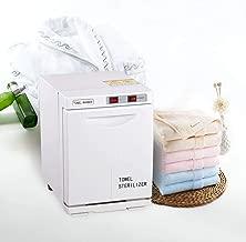 Yescom 5L Hot Towel Warmer Cabinet UV Sterilizer Spa Facial Salon Beauty Equipment