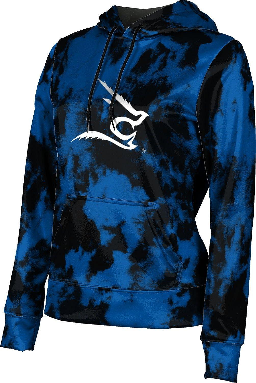 ProSphere Texas A&M University - Kingsville Girls' Pullover Hoodie, School Spirit Sweatshirt (Grunge)