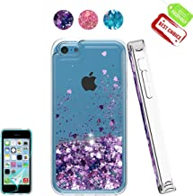 Best liquid glitter iphone 5c case Reviews