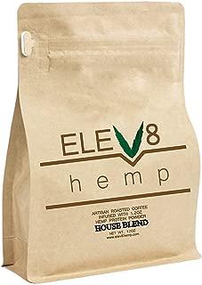 Artisan Roasted Hemp Coffee 12 oz Ground (House Blend)
