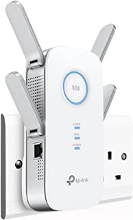 Tp-Link Ac2600 Universal Dual Band Range Extender With 1 Gigabit Port And 4 External Antennas