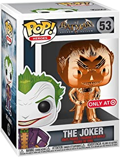 Best orange chrome batman funko pop Reviews