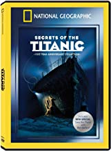 secrets of the titanic dvd
