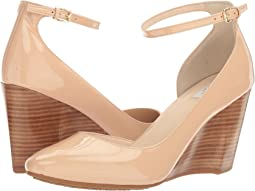 Lacey Ankle Strap Wedge 85mm