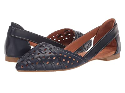 Spring Step Delorse (Navy) Women