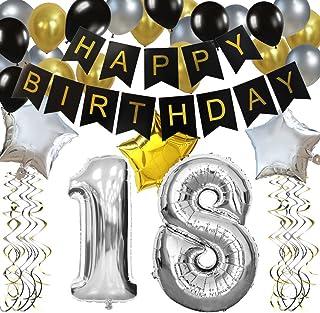 Amazon.es: photocall cumpleaños 18 años