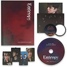 DAY6 3rd Album - The Book Of Us : ENTROPY [ SWEET ver. ] CD + Photobook + Photocards + Postcard + Bookmark + FREE GIFT / K-POP Sealed