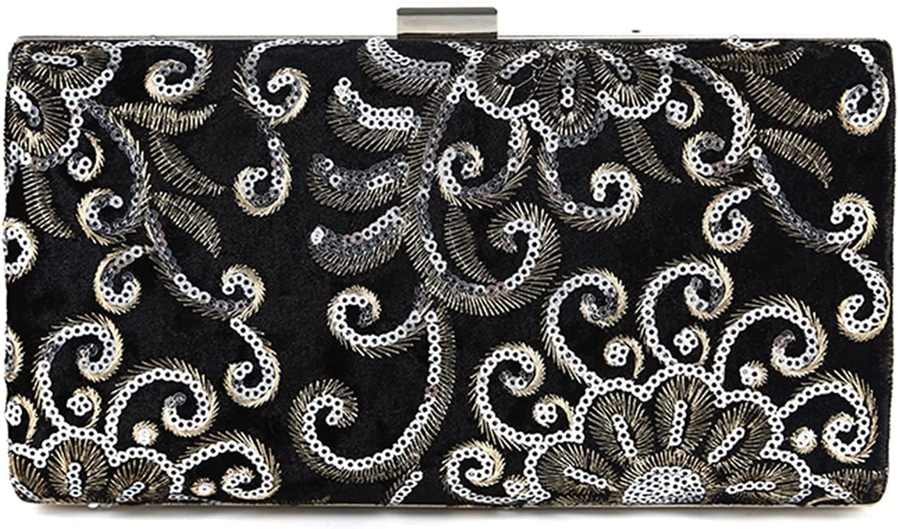 ATHH Rhinestones Women Evening Bags with Chain Shoulder Handbags Diamonds Luxury for Party Female Prom Purse Bridal Shoulder Bag