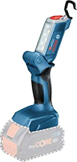 Bosch GLI 18V-300 Professional Cordless Torch Easy Grip Portable Work Light Lantern 18V Bare Tool( Battery and charger not included )