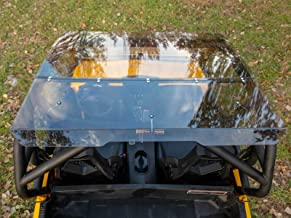 SuperATV Dark Tinted Roof for Can-Am Commander 800/1000 (2014+) - Installs in 5 Minutes!