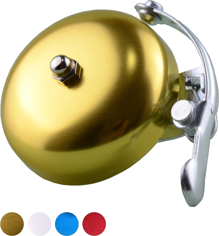 Classic Bike Bell Loud Crisp Bicycle Bells Accessor Clear Virginia Beach 1 year warranty Mall Sound