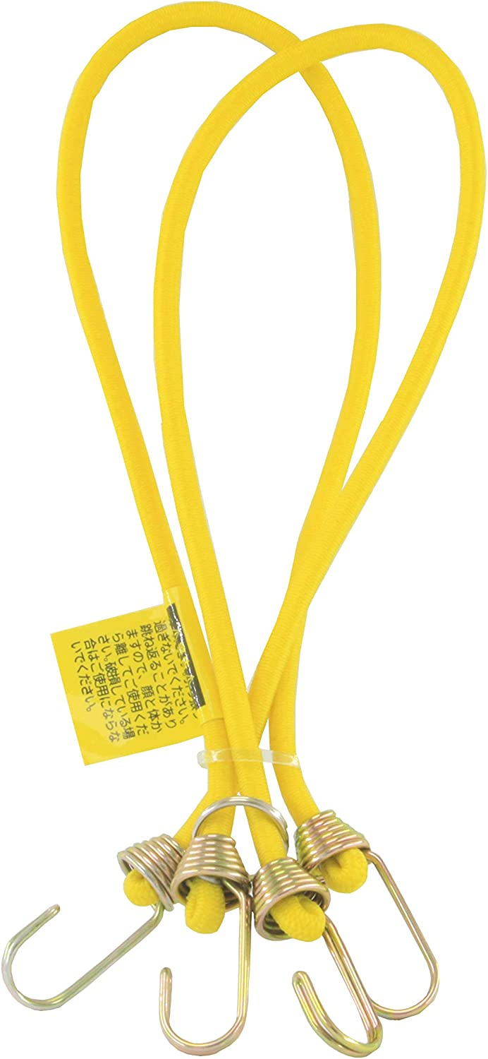 Marcobrothers Multipurpose Over item handling ☆ Super sale period limited Mini Bungee Cord Steel for Hook with