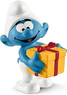 SCHLEICH Smurf with Present