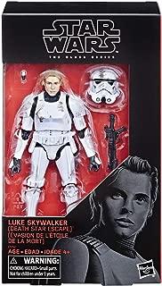 Star Wars Luke Skywalker (Death Star Escape) The Black Series 6 Inch Action Figure