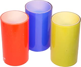 Coo Candles Coo Sleeves - Change Color of Electric Warmer Lamps