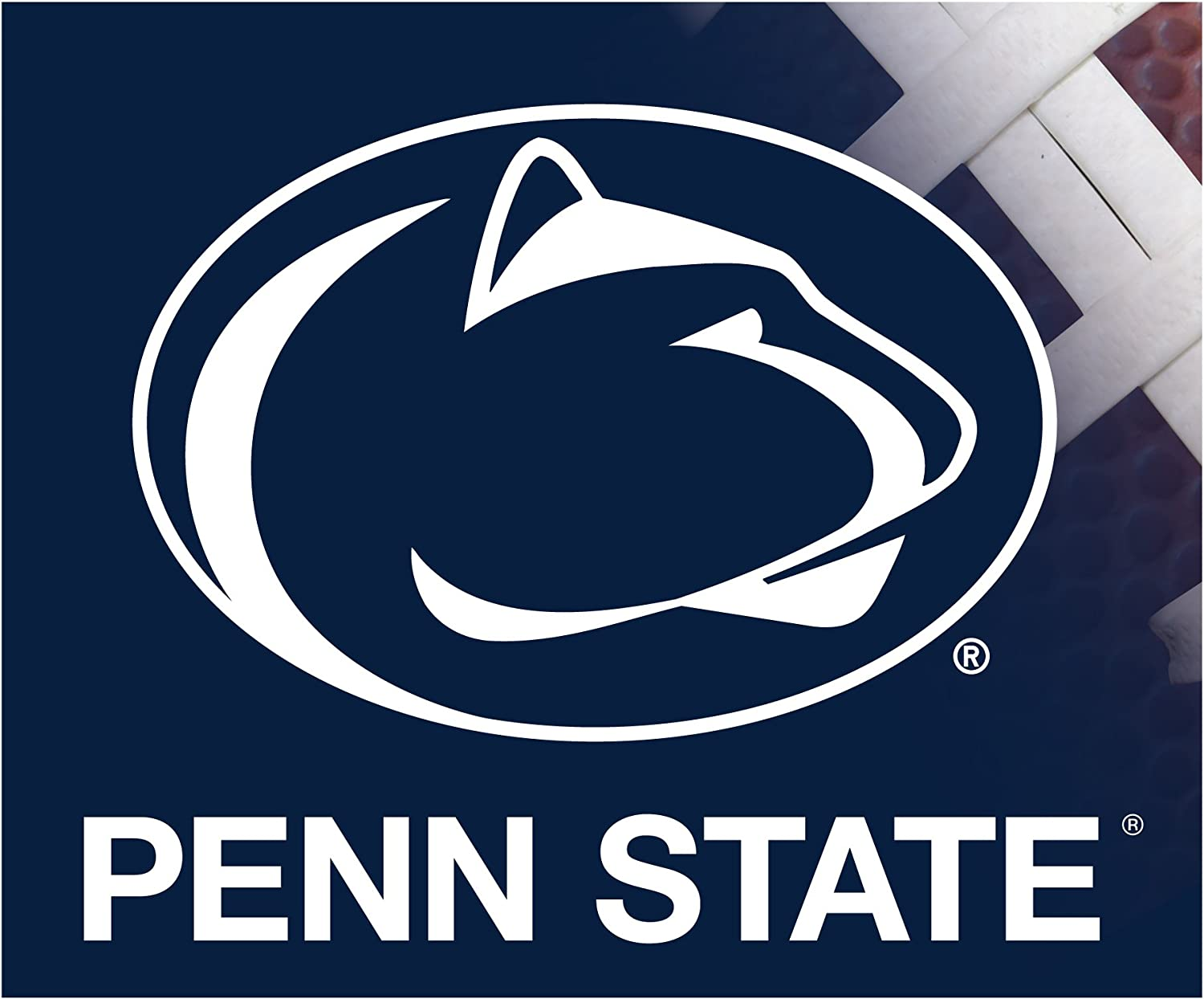 R and Now free New mail order shipping Imports Penn State Nittany Magn Lions 5x6 Rectangle Inch