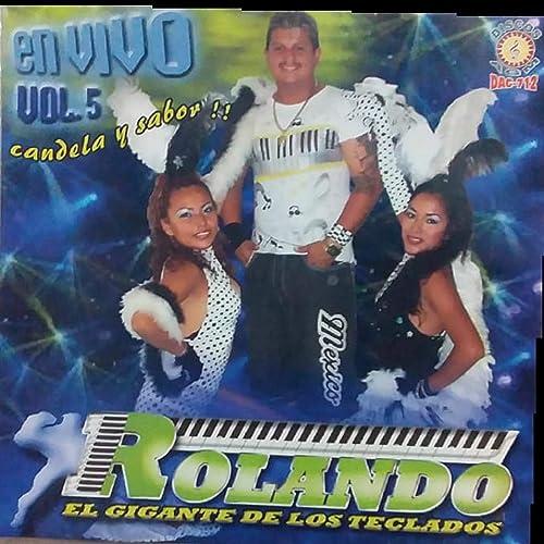 Debe De Ser El Amor (En Vivo) de Rolando El Gigante De Los ...