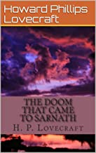 The Doom That Came to Sarnath(Annoted)