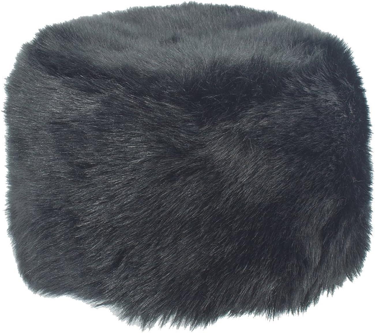Dahlia Women's Skullies & Beanies - Wool Slouch Beanie, Rhinestone/Bow, Black