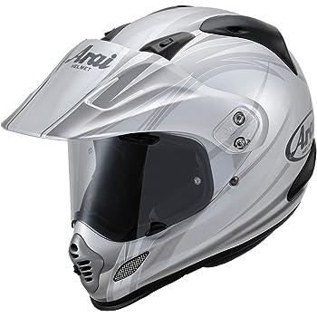 アライ(ARAI) バイクヘルメット オフロード TOUR-CROSS3 CONTRAST シルバー XS 54cm