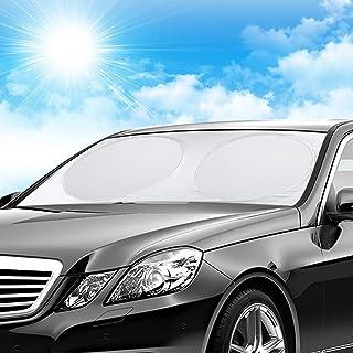 Parasole per Parabrezza Auto Protezione Parabrezza Protettore Contro i Raggi UV Mr.You Parabrezza Anteriore Proteggere la Vostra Macchina M-150x70 CM SUV