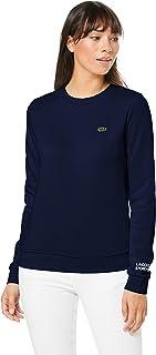 Lacoste Women's Basic Crew NK Sweatshirt