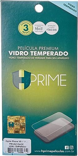 Pelicula de Vidro Temperado 9h para Apple iPhone XR - Privacidade, HPrime, Película Protetora de Tela para Celular, T...