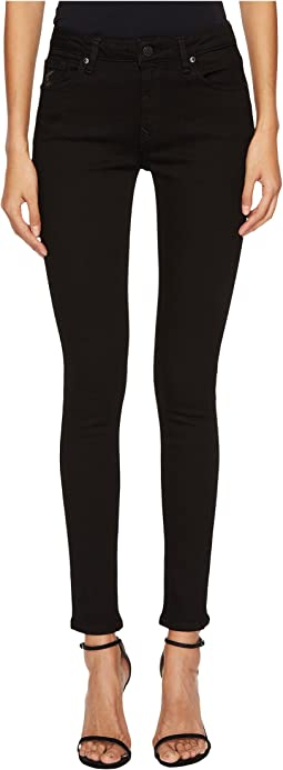 Vivienne Westwood Super Skinny Trousers in Black Denim