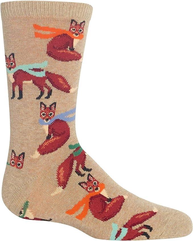 Hotsox Kids Dog Asst Socks 1 Pair