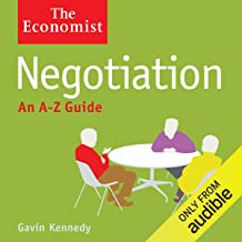 Negotiation: The Economist