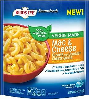 Birds Eye Steamfresh Veggie Made Mac & Cheese Elbows With Cheddar Cheese, 10 oz (frozen)