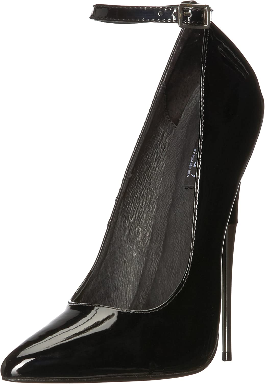 Pleaser Devious Women's Scream-12 Pump