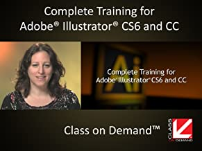 Complete Training for Adobe Illustrator CS6 & CC (Institutional Use)