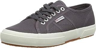 Superga Men's 2750 Cotu Classic Shoes, Grey (Dark Grey Iron), 5 US