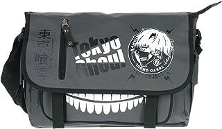 CoolChange Bolso de Tokyo Ghoul con Tema Ken Kaneki, Gris