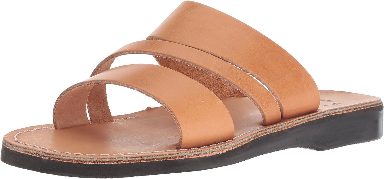 Jerusalem Sandals Womens Boaz Slide Sandal