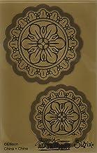 Sizzix 662720 3-D Impresslits 压花文件夹,灰色