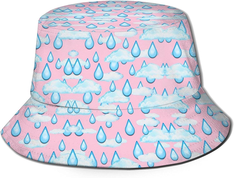 Dark Black Dot Bucket Hat Everyday Style Unisex Trendy Lightweight Outdoor Hot Fun Summer Beach Vacation Getaway Headwear.