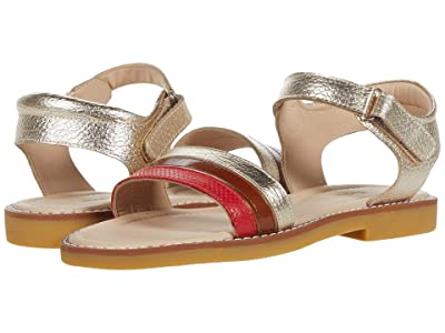 Elephantito Missy Sandal (Toddler/Little Kid/Big Kid) (Poppy) Girl