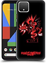 Official Insane Clown Posse Fearless Fred Fury Albums Hard Back Case Compatible for Google Pixel 4