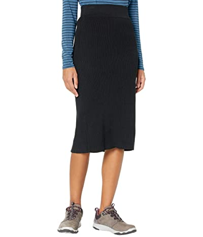 Prana Acadia Skirt (Black) Women