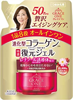 Kose 高丝 Grace One 浓润修复啫喱 EX 补充包
