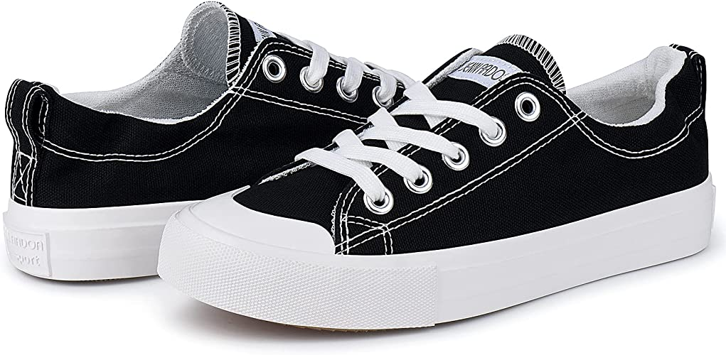 Women Sneakers Slip On Low Tops Shoes Shoreline Classic Casual Comfortable Flats