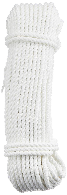 Amazon   ユタカメイク ポリエステルトラックロープ 6mm×20M NS-620   ロープ   産業・研究開発用品 通販