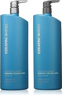 Keratin Complex Color Care Shampoo n Conditioner 33.8 Ounces Set | Exclusive