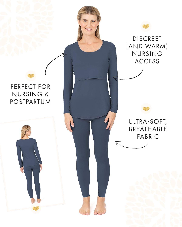 Kindred Bravely Jane Nursing Pajama Set Nursing Pajamas for Breastfeeding