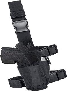 Carlebben Drop Leg Holster Molle Airsoft Holster Thigh Pistol Gun Holster Tactical..