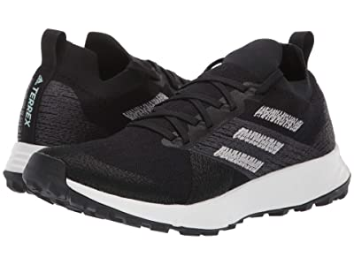 adidas Outdoor Terrex Two Parley (Black/Grey One/Grey Three) Women
