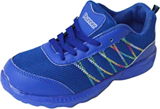Little Kids/Big Kids Neon Color Pop Running Athletic Sport Sneakers Runner Shoes